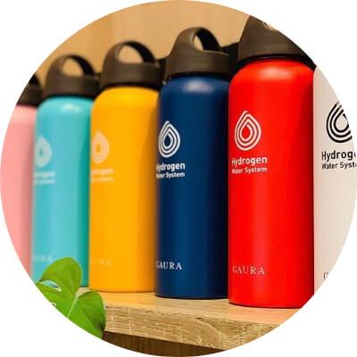ホットヨガ_水素ボトル